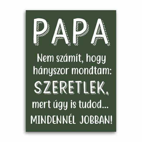 apák napi ajándék nagypapáknak