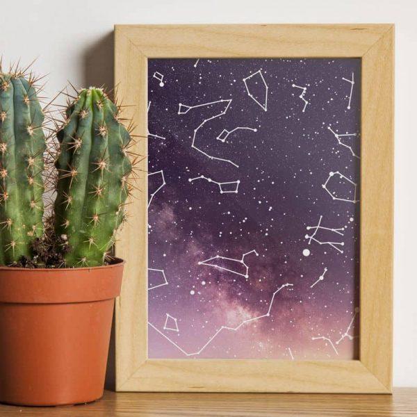 Csillag térkép - a mi csillagaink kiadás