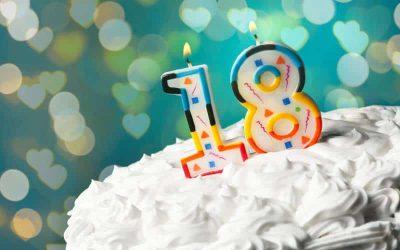 Ajándékötletek 18. születésnapra