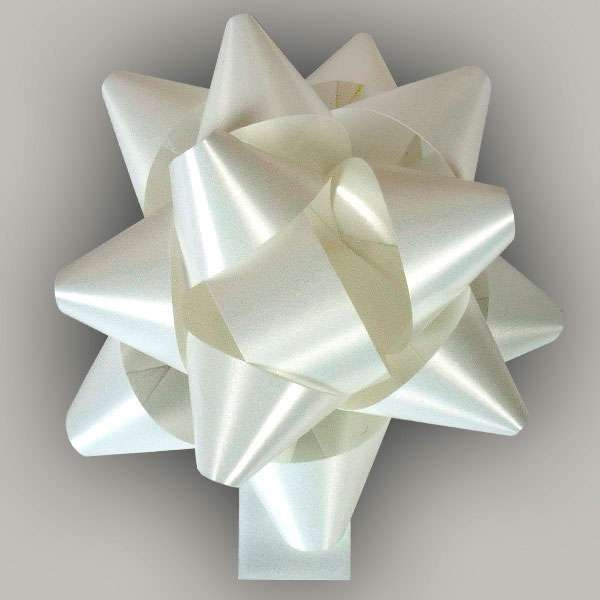 Fehér, fényes csillagmasni