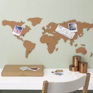parafa térkép világutazóknak