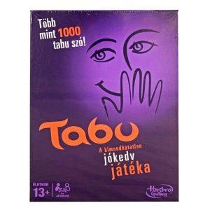 Tabu társasjáték