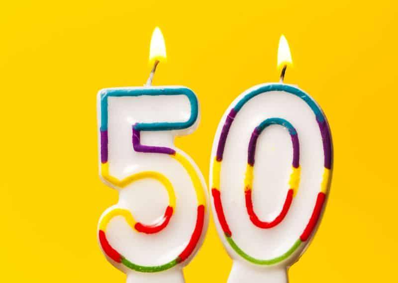 Felejthetetlen ajándék ötletek 50. születésnapra