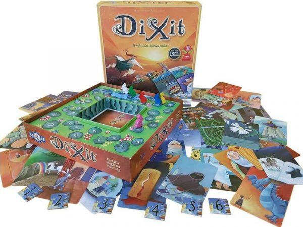 dixit játék családoknak