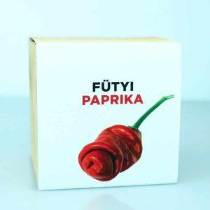 Fütyi Paprika - Mar, mint az ágykígyó!