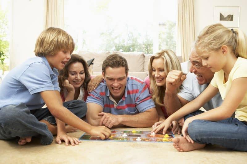 Most összeülhet a család egy önfeledt délutáni társasjátékhoz