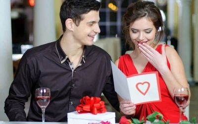 Romantikus Valentin-napi programok listája