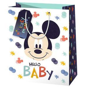Mickey egeres mini ajándéktasak
