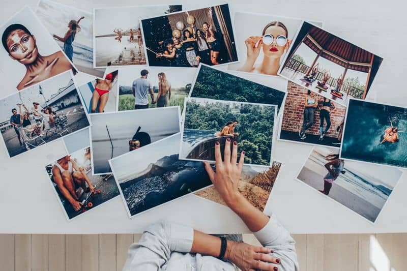 Egyedi válogatás a közös emlékeket megörökítő fotókból