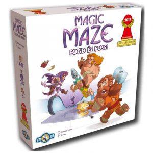 Magic maze társasjáték
