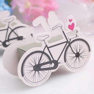Biciklis mini ajándékdoboz