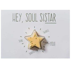 Soul si-star élmény képeslap