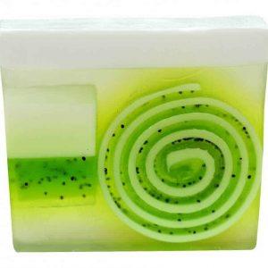 Lime csavar szappan