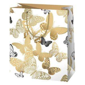 Pillangós ajándéktasak