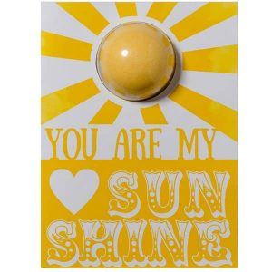 You are my sunshine élmény képeslap