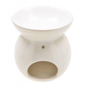 BOMB, fehér színű kerámia párologtató
