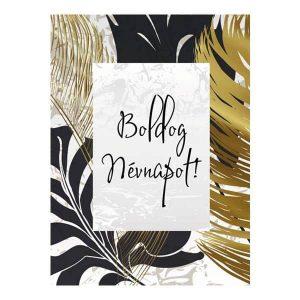 Boldog névnapot mini card