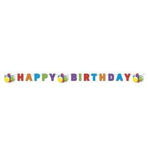 Banner - Happy Birthday - lufik