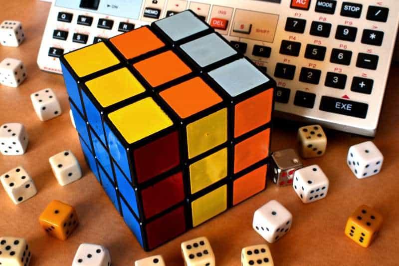 Ajándék ötletek a Rubik-kocka ihletésében