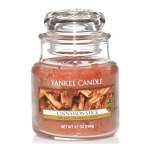 Cinnamon Stick - Yankee Candle üveggyertya