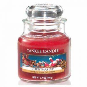 Christmas Eve - Yankee Candle üveggyertya