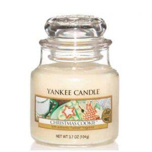 Christmas Cookie - Yankee Candle üveggyertya
