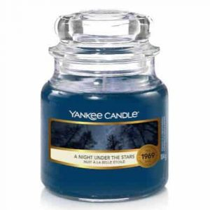 A night under the stars - Yankee Candle üveggyertya