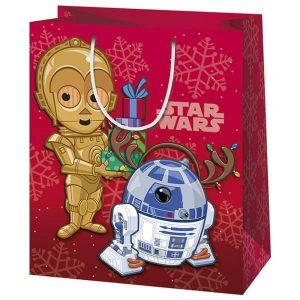 Star Wars karácsonyi ajándéktáska