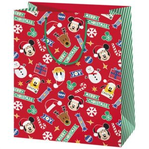 Disney karácsonyi ajándéktáska