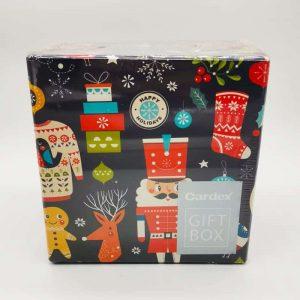 Diótörő karácsonyi ajándékdoboz