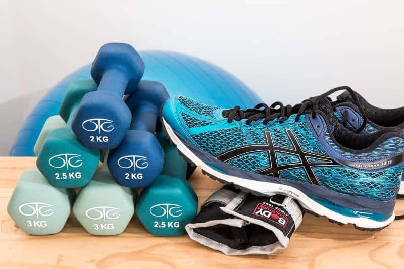 A rendszeres sportolás praktikus kellékei