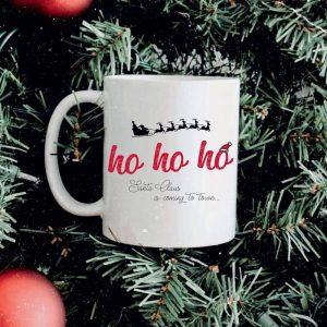 Mikulásos bögre karácsonyra