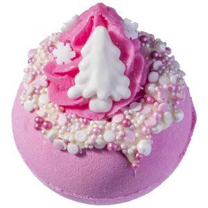 Pink Karácsony fürdőbomba