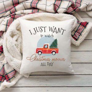 Vicces ajándék párna karácsonyra