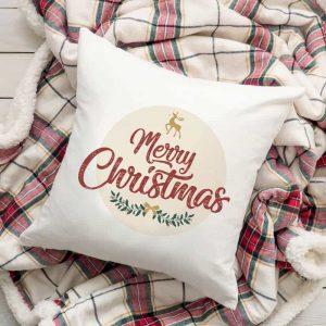 Merry christmas párna