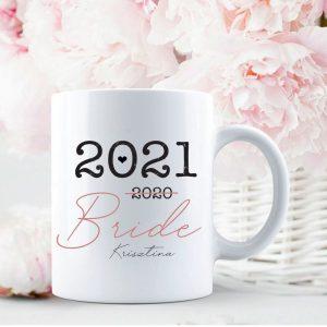 Menyasszonyos bögre - vicces ajándék lánybúcsúra