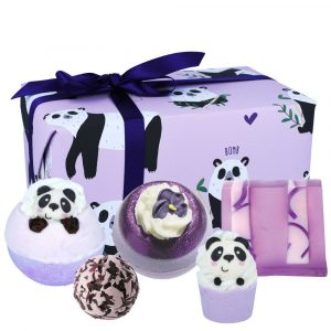 Panda ajándékcsomag lányoknak
