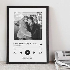 Egyedi fényképes ajándék pároknak