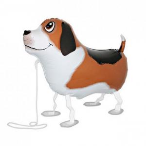 Fólia lufi - Járó kutya