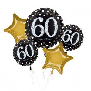 Fólia luficsokor - 60. születésnap