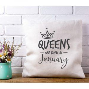 Queen feliratos párna lányoknak